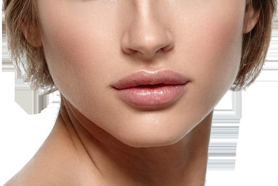 lippenaufspritzung